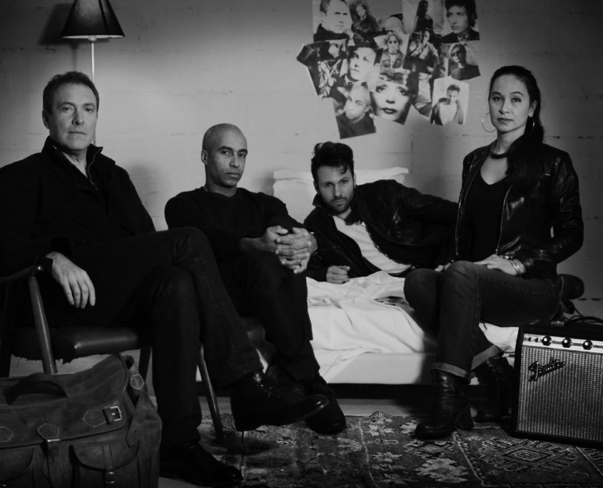 THE BAND © Jo Andrew 2015