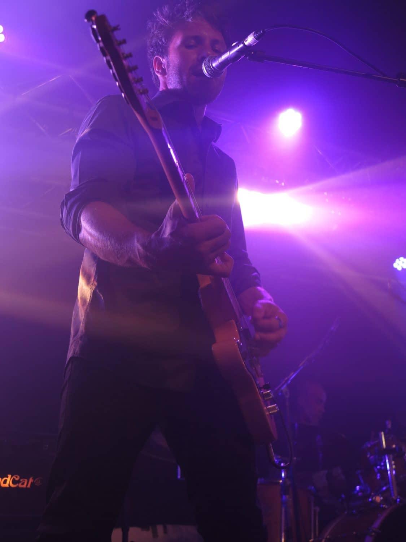 Live at La Boule Noire (Paris) - october 2015